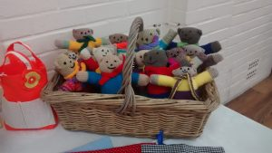 Craft project: Teddies for Tragedy