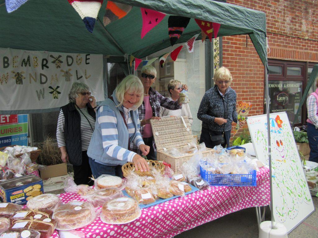 Street Fair 16 - cakes 2