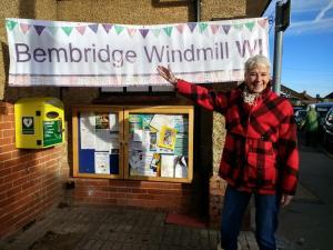 Bembridge welcome